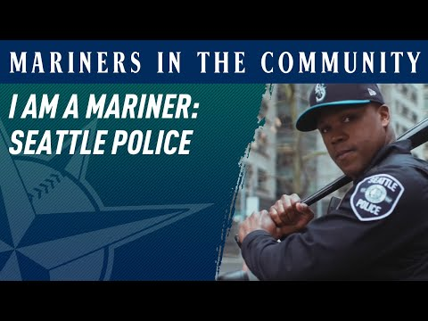 I am a Mariner: Seattle Police