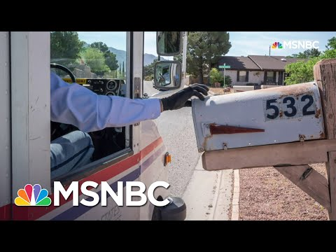 Vote By Mail Disproportionately Disenfranchises Voters Of Color | MSNBC