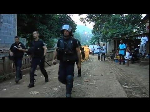 Mayotte: Protest gegen Einwanderer im französischen Ü ...