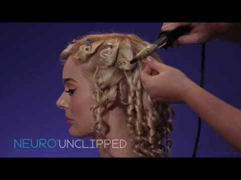 "How to Create Gorgeous Ringlets with the Neuro™ Unclipped .75"" Cone"