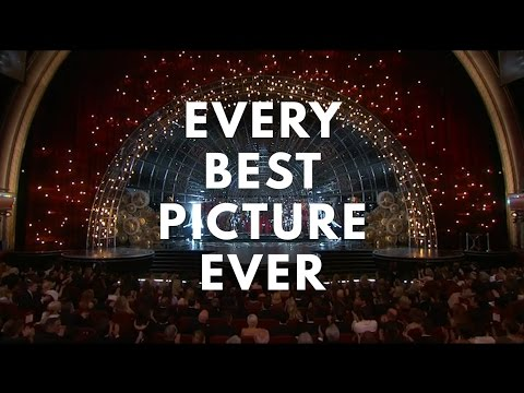 WATCH: All Best Picture Winners Since 1927