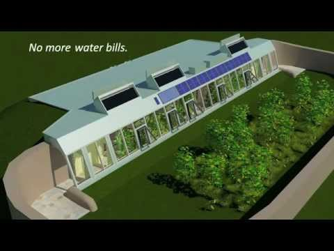 sustainable - http://earthship.com/buildings. The Most Versatile and Economical building design in the world. Earthships can be built in any part of the world, in any clim...