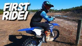 7. 2018 YZ250F FIRST RIDE