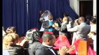 Wedding And Testimony By Fikirte Demissie - Part1
