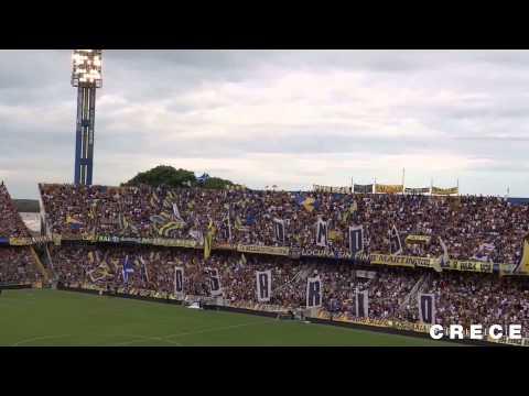 La Fiesta de la Gente. Central 1 - River 1. Torneo Final 2014