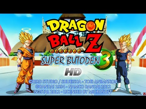 Dragon Ball Z Super Nintendo