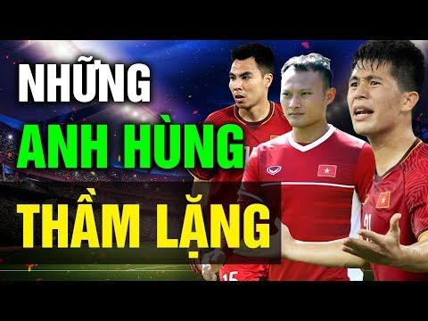 Những Cầu Thủ Thầm Lặng Cống Hiến Cho Đội Tuyển Việt Nam Mà Ít Được Người Hâm Mộ Biết Đến - Thời lượng: 12 phút.