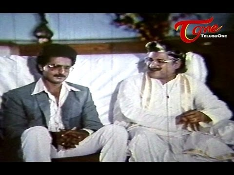 Pachani Kapuram Comedy Scene | Nuthan Prasad Tongue Slip In Marriage Match