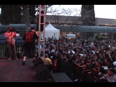 NECRO ROCKS PAID DUES 2010 - VIDEO BY TOUCH