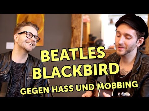 "The Beatles  ""Blackbird"" Cover by Webtalkshow"