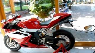 10. 2012 MV Agusta F4 RR Corsacorta 998 ccm 201 Hp 298 km/h 185 mph   * see also Playlist
