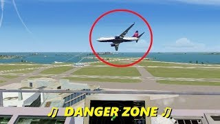 I resume my shift as air traffic controller at the Boston Logan Int'l Airport (KBOS) before things get completely out of hand and I...
