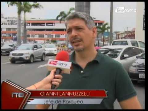 Centro comercial Policentro Guayaquil implementó tarifas de parqueo