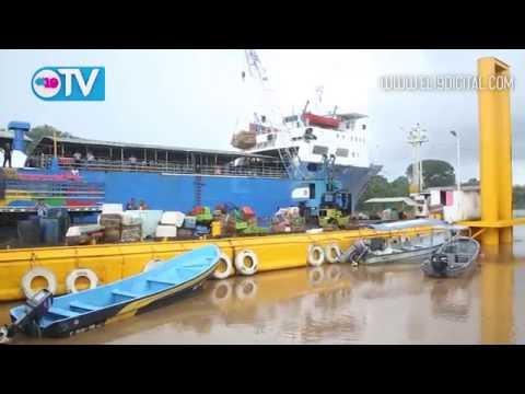 EPN garantiza mejores condiciones para los usuarios del Puerto Arlen Siu