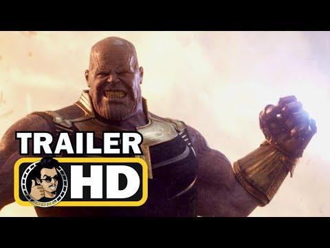 AVENGERS: INFINITY WAR (2018) Blu-ray Trailer | Marvel Studios HD