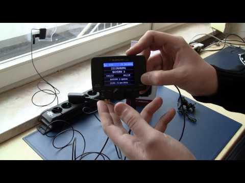 Albrecht Audio DR 56 DAB+ Autoradio Adapter DAB (DR56 Bluetooth FM) KFZ Digitalradio nachrüsten