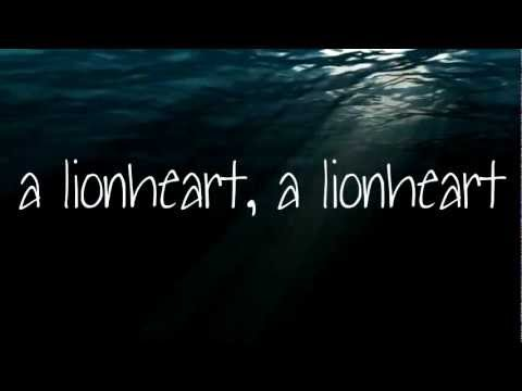 Of Monsters And Men – King And Lionheart (with lyrics on screen)