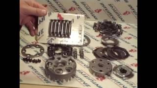 8. Triple Grip Clutch vs KTM 50cc Factory clutch (2013-2017)