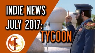 Welcome to Indie Game News July 2017. In Indie Game News we talk about top upcoming indie games, new indie game releases and everything else indie game related that is note worthy. This series will focus on different genres and hopefully will cover topics like tycoon, base building survival and many others.  Watch Indie Game News the in the ► Playlist: http://bit.ly/Indie_Game_News Here are some timestamps for covered games:  List of games covered in today's episode of Indie Game News: Transport Fever http://store.steampowered.com/app/446800/Transport_Fever/ Rise of Industry https://dapperpenguinstudios.itch.io/rise-of-industry Darkest Dungeon http://store.steampowered.com/app/580100/ Tropico 6 http://store.steampowered.com/app/492720/Project Highrise http://store.steampowered.com/app/636500/ Airport CEO 3rd gameplay video http://airportceo.com/ Startup Company http://store.steampowered.com/app/606800/  If you liked Indie Game News you July also enjoy some of those videos: ► First Impressions and Reviews http://bit.ly/Feniks_First_Look► Early Access Monitor http://bit.ly/Early_Access_Monitor CHANNEL INFORMATION:Welcome to Feniks Gaming and News. This channel focuses on everything Indie game related. My goal is to promote and support Indie Game culture and share any information, news, reviews and insider knowledge with my viewers. I spend hours every day reading and learning about latest news so you don't have to.  I stand for professionalism, consumer rights and good working ethics. Occasionally you will here find videos in which I express my views and opinions on latest development in Indie Game industry and YouTube itself.  SOCIAL MEDIA:Follow me on Twitter and subscribe to my channels to stay in touch and keep up with daily videos I produce for your entertainment.  For more Gaming and NewsSubscribe http://bit.ly/Subscribe_to_FeniksTwitter: https://twitter.com/Feniks_GamingE-mail: WriteToFeniks [at] gmail.com Thank you for checking my channel and hope you had a gr