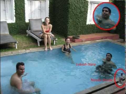 Nara Lokesh Leaked Images Trending on Social Media