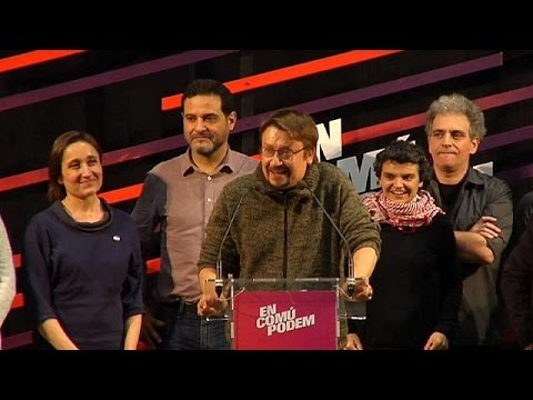 Ισπανία: Πρώτο κόμμα οι Ποδέμος στην Καταλονία