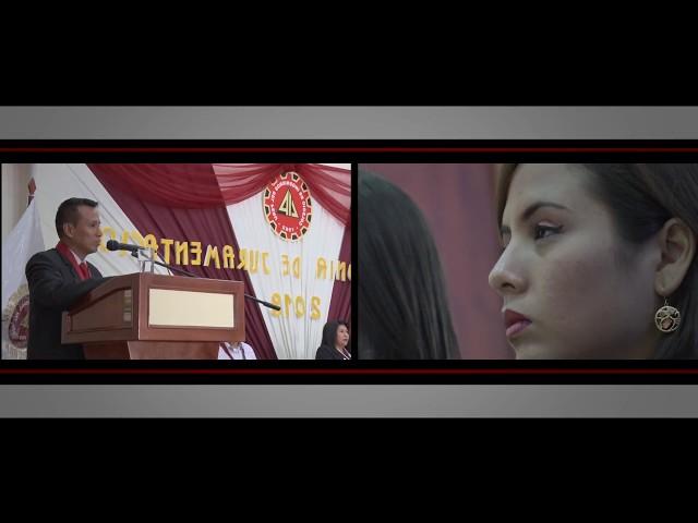 CIP CD Moquegua I Ceremonia de Juramentacion 2018
