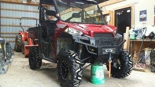 2. Polaris Ranger modifications!
