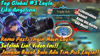 Video Kamu Pasti Ingin Main Layla Setelah Liat Video Ini!! - Jangan Remehkan Layla Kini!! By Top 3 Layla MP3, 3GP, MP4, WEBM, AVI, FLV Desember 2018