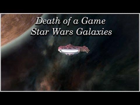 Death of a Game: Star Wars Galaxies