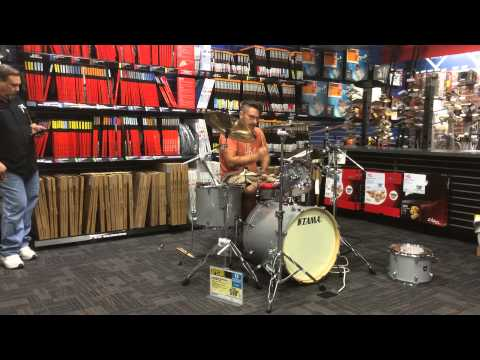 Drum Off 2015 - Guitar Center: Fear of Water Drum Solo