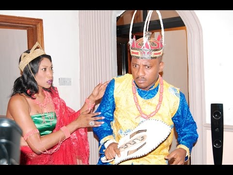 THE KING AND THE GHOST PART 2 - LATEST NIGERIAN NOLLYWOOD MOVIE