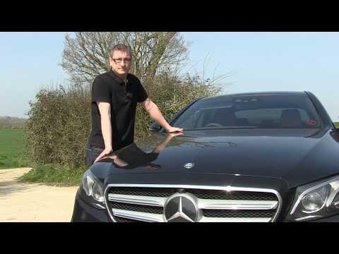 Mercedes E 220 D AMG Full Spec only 19,500 km from New