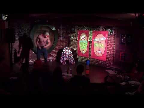 SaymoSaymo at The DC Weirdo Show!