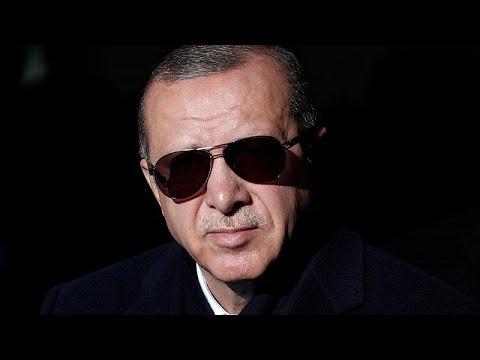 Türkei: Erdogan kündigt neue Militäroffensive in Nord ...