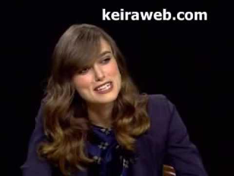 Keira Knightley - The Duchess interview
