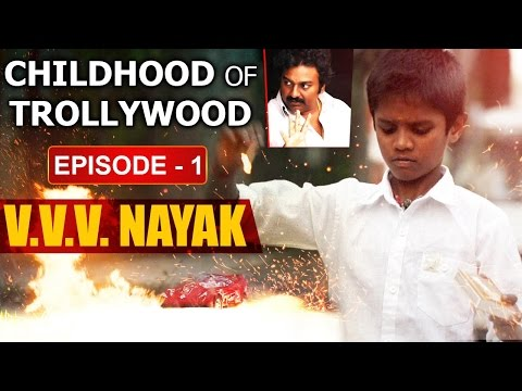 Childhood of VVV Nayak | Telugu Comedy Short Film | - Rodfactory