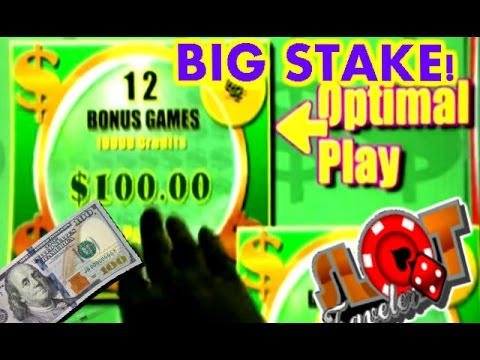 **BIG $100 DOLLAR BETS!! ** | THE FAIRIES AND THE BUTTERFLIES SLOT WINS| SlotTraveler