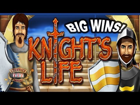 BIG WINS on Knight's Life Merkur Slot - Instant Cashout!