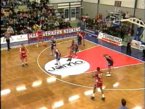 René Colthof Den Helder - RZG Donar 1996-1997
