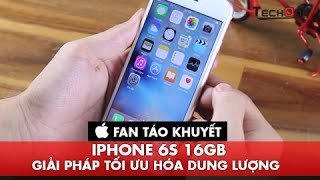 iPhone 6S 16GB - Chưa Active - TBH