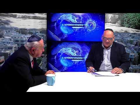Hetven éve zsidóként