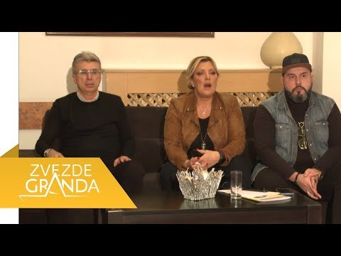 Zvezde granda – Mentori – Saša Popović i Snežana Đurišić – (30. decembar)