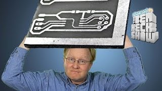 Let's Try PCB Etching!