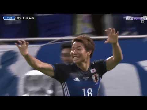 Japan vs Australia 2-0 ● All Goals & Highlights ● 31/08/2017 HD تعليق عربي