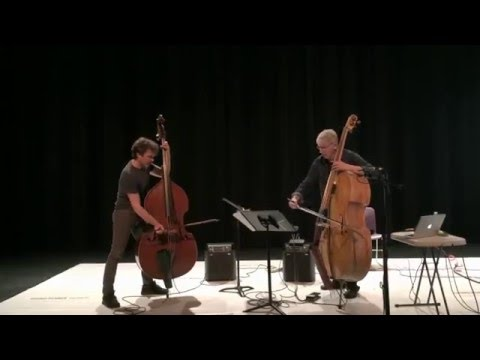 Mark Dresser & Sebastian Gramss duo – ISB Convention 2015