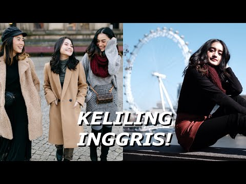 MANCHESTER, LIVERPOOL, YORK, LONDON! UK VLOG PART 3 NADYA AQILLA