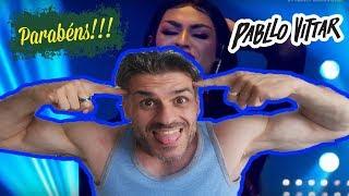 PORTUGA REAGINDO - Pabllo Vittar faz cover de
