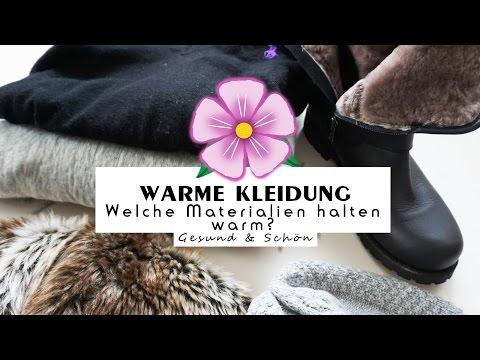 🌸 WARME KLEIDUNG FÜR DEN WINTER / WORAUF ACHTEN Tipps für Frostbeulen | Fashion Friday