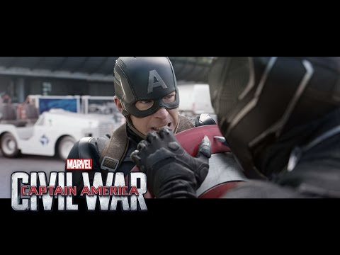 Captain America: Civil War (TV Spot '10 Day Countdown')