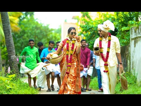 A Rocking Hindu Wedding Unnikrizhnan + Aparna By Framehunt